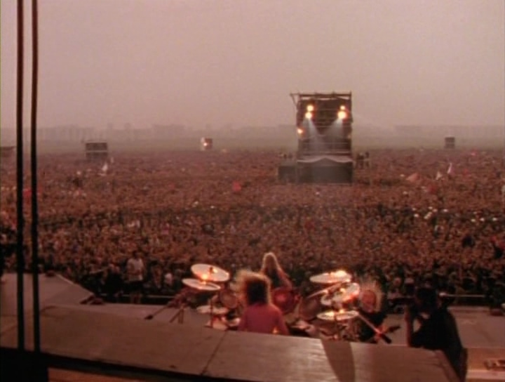 AC/DC, Metallica
