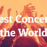largest concerts