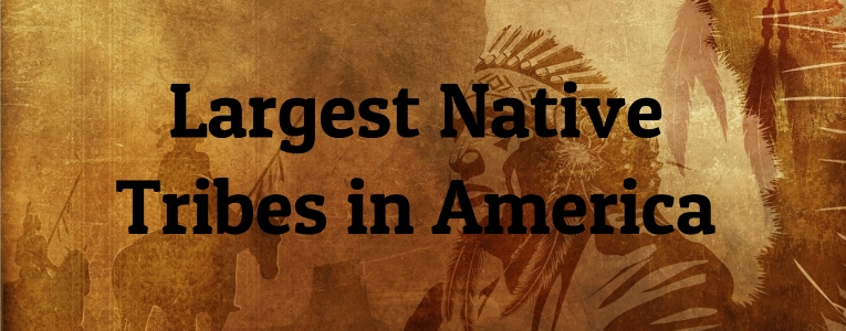 10 Largest Native Tribes in America
