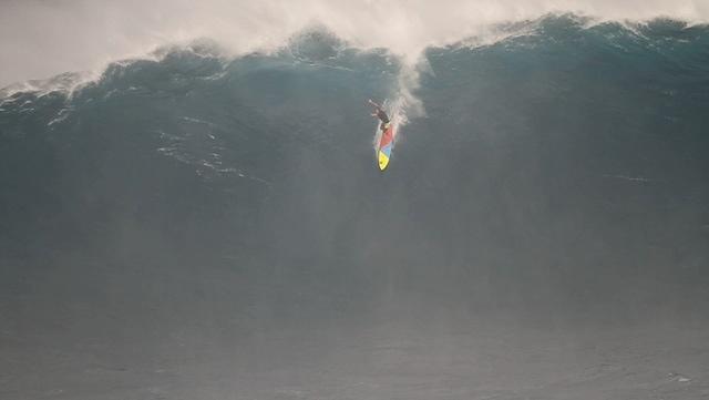 70-Foot Wave