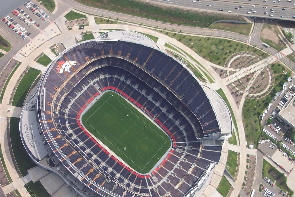 Broncos Stadium at Mile High