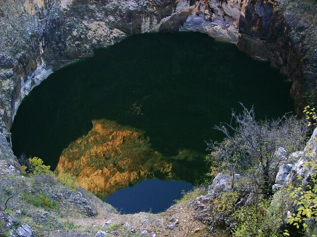 Crveno Jezero (Red Lake)