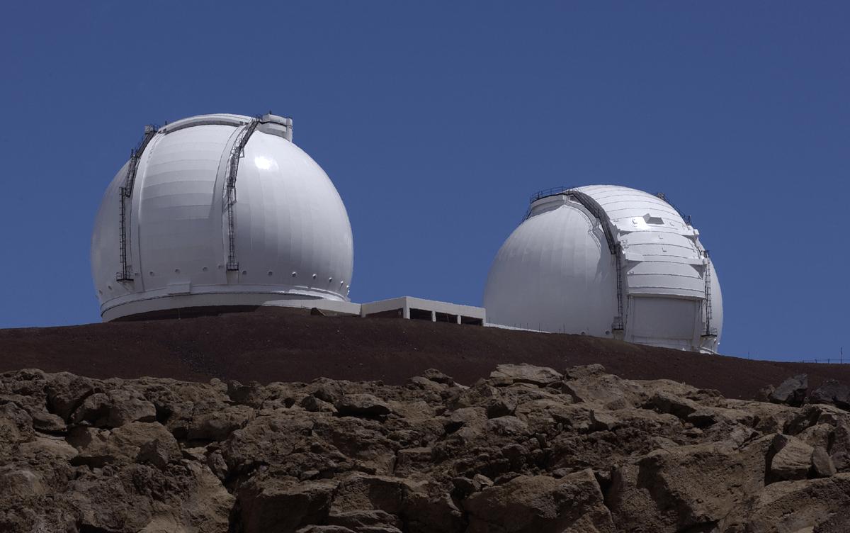Keck Telescope