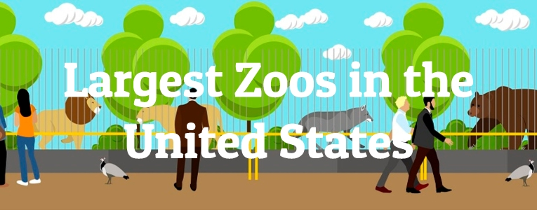 Largest Zoos in the United States