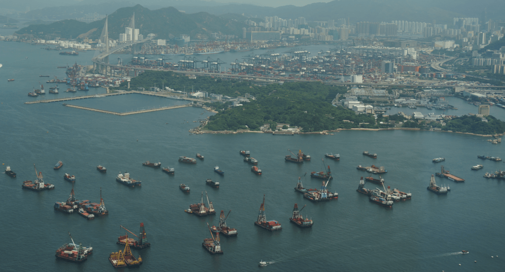 Port of Hong Kong