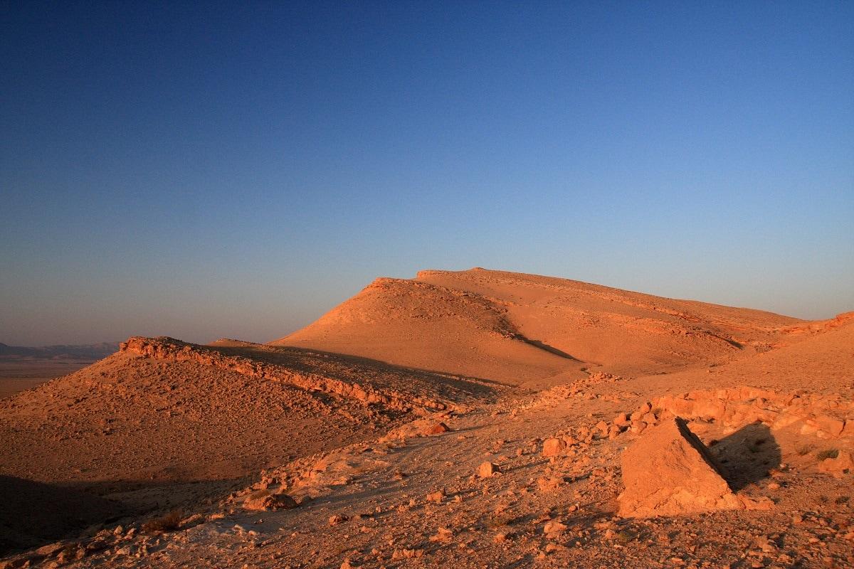 Syrian Desert