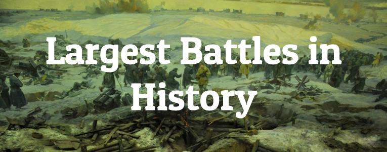 largest-battles