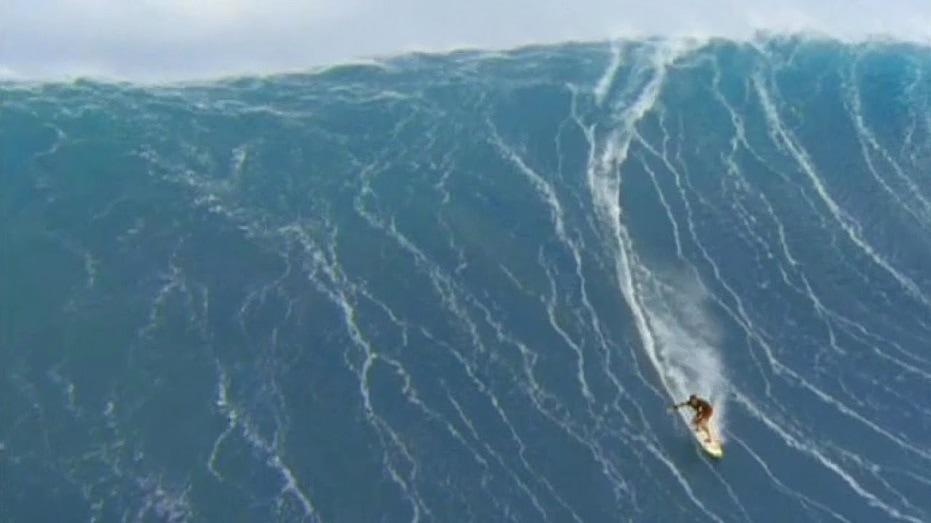 66-Foot Wave