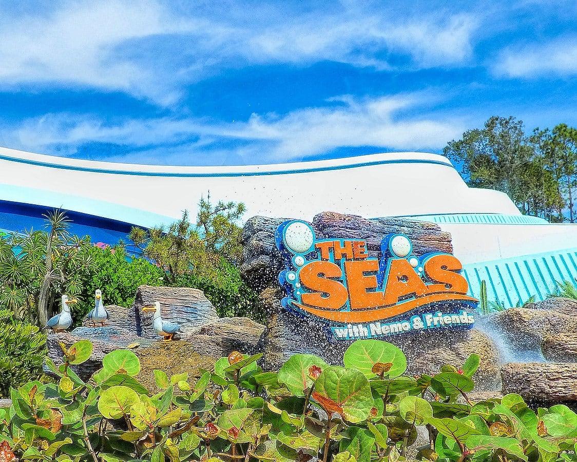 The Seas with Nemo and Friends (Walt Disney World)