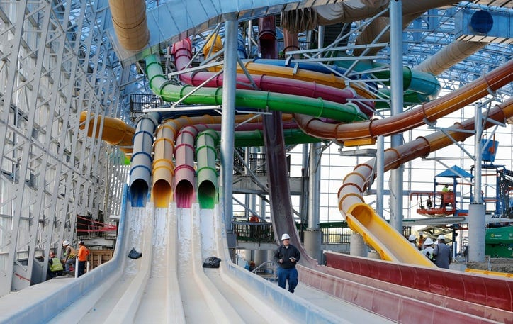 Epic Waters Indoor Water Park
