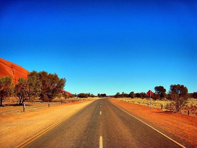australia's road system