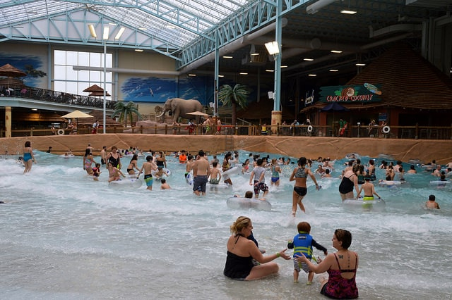 Poconos' Kalahari Resorts
