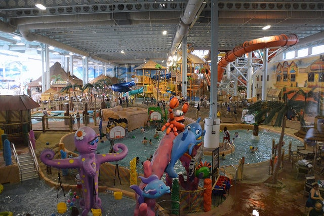 Kalahari Resorts Sandusky