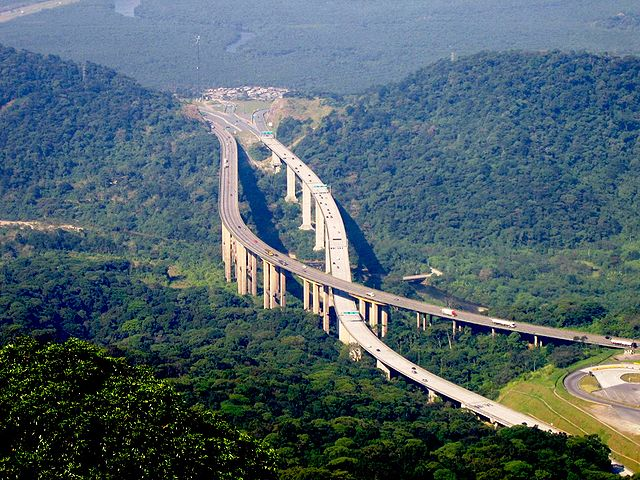 brazil's road network