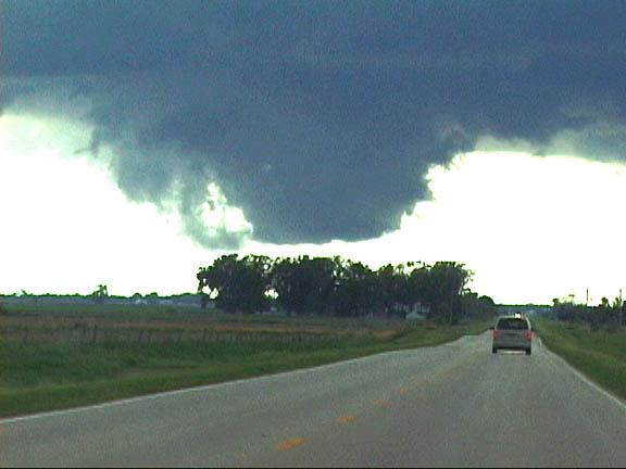 Hallam Tornado