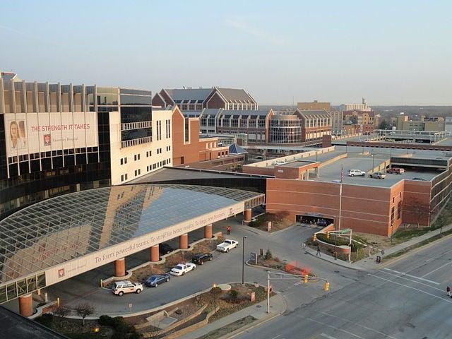 Indiana University Health Methodist Hospital