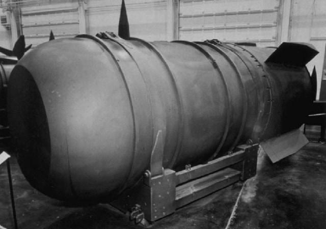 Mk-36 nuclear bomb