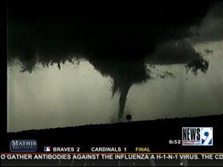 Mulhall Tornado