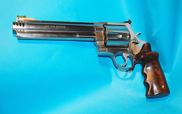 Smith & Wesson XVR 460 Magnum