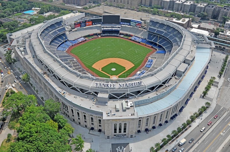 """New"" Yankee Stadium"
