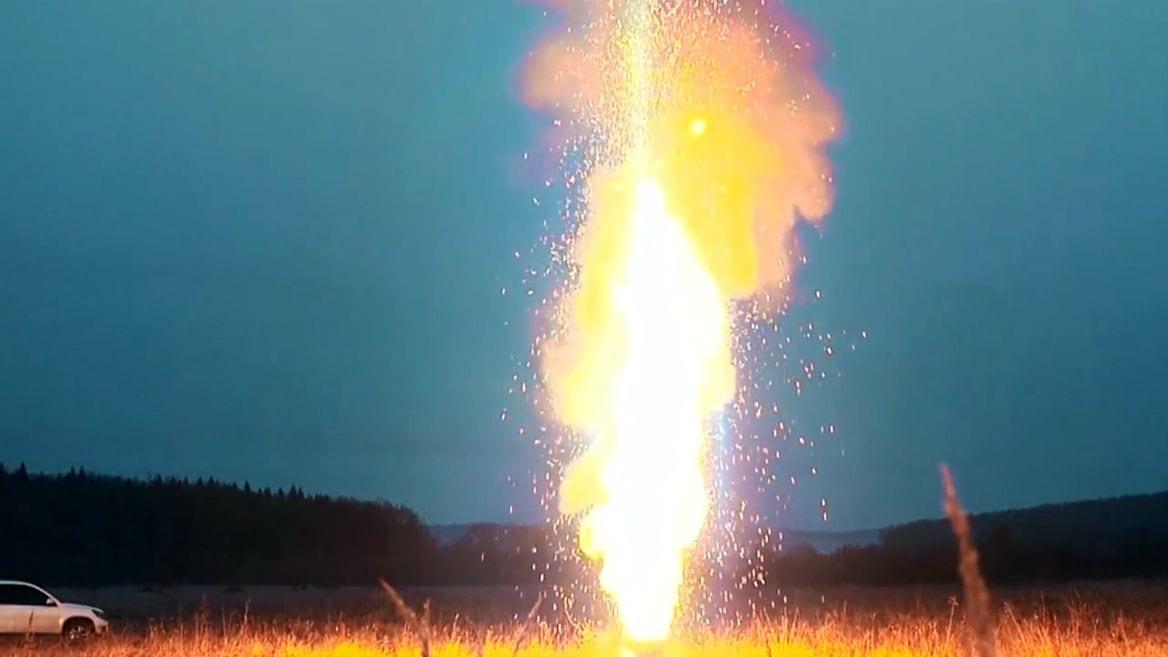 Largest Sparkler Candle