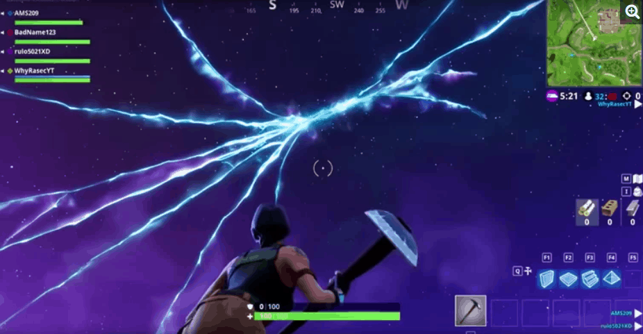 Largest Fortnite Kill Count