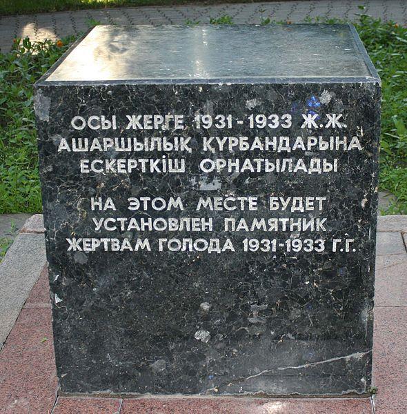 Kazakh Genocide