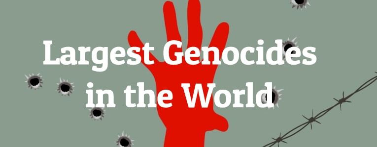 largest-genocides
