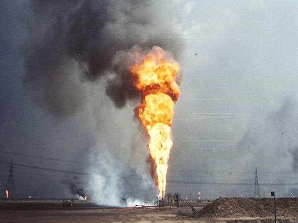 Iraq War I/Persian Gulf Spill