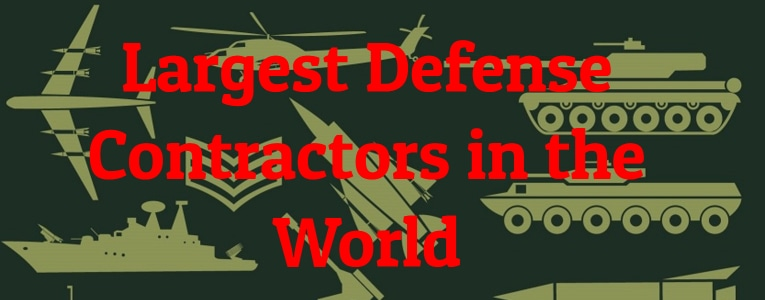 Largest Defense Contractors