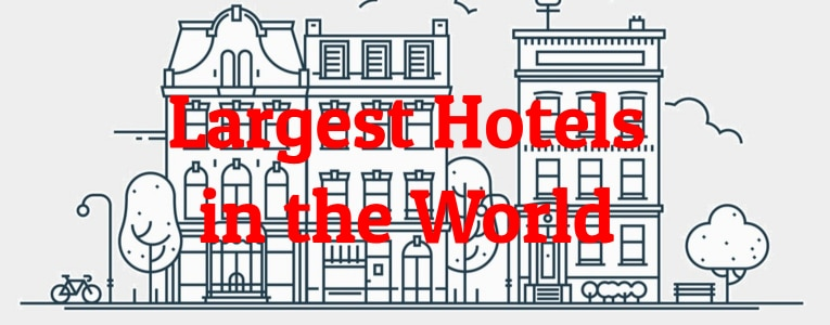 Largest Hotels