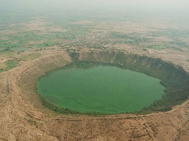Morokweng Crater