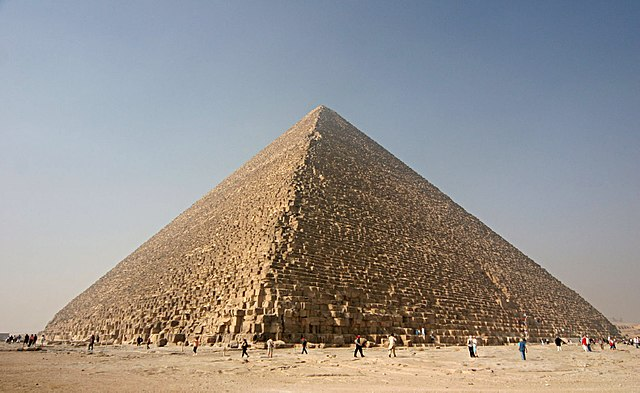 The Great Pyramid of Giza/Khufu/Cheops
