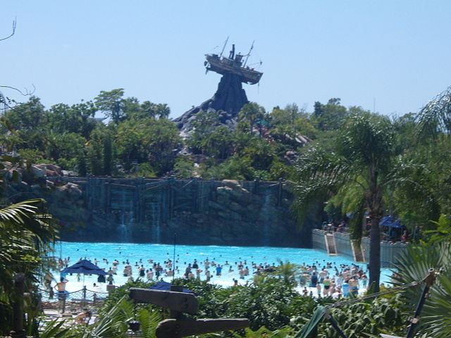 Typhoon Lagoon at Disney World