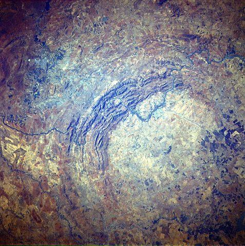 Vredefort Impact Crater