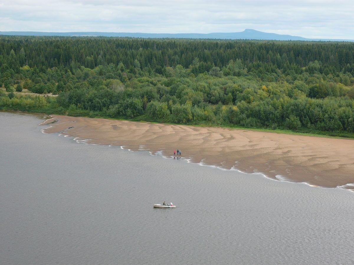 Kolva River