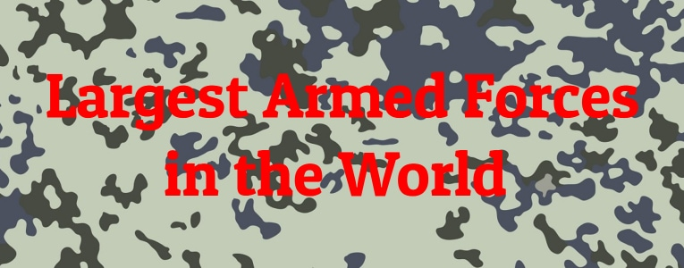 largest-armed-forces