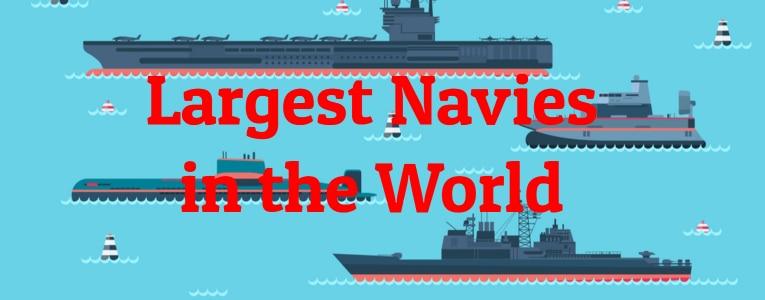 largest-navies