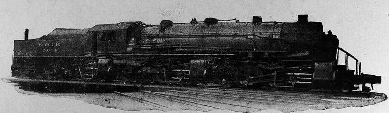 Erie Class P-1