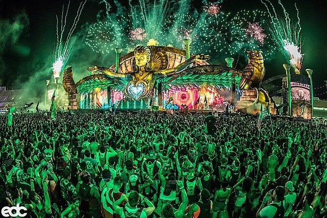 10 Largest EDM Festivals in the World | Largest org