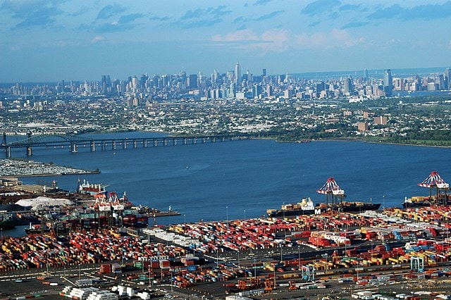 Port of Newark and New York