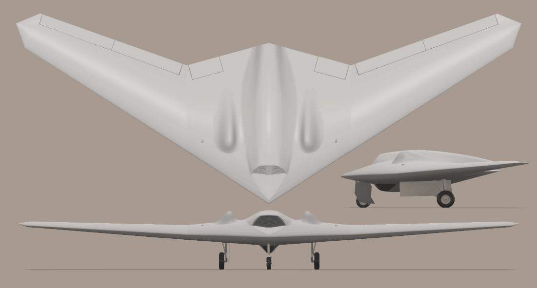 Northrop Grumman RQ-180