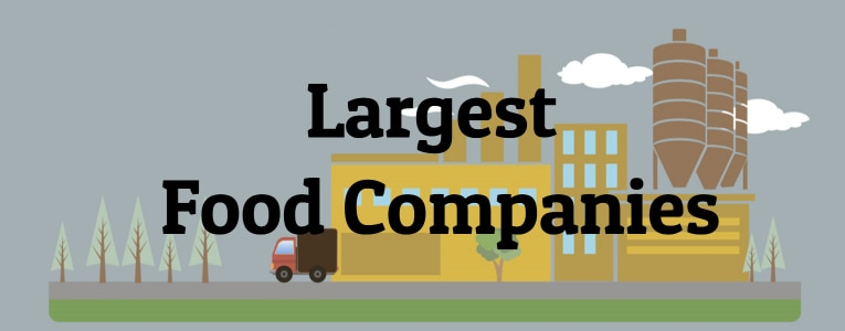 10 Largest Food Companies in the World | Largest.org