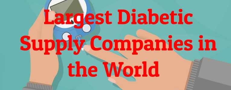 largest-diabetic-supply-companies