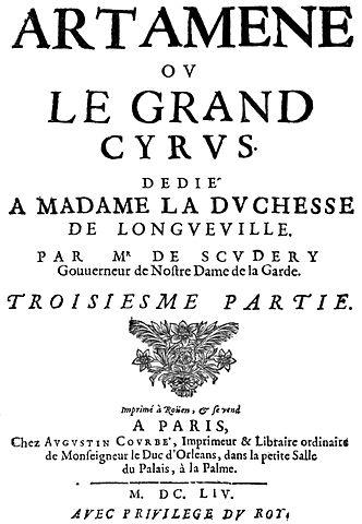 Artamene_ou_le_Grand_Cryrus