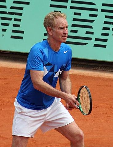 John McEnroe vs. Mats Wilander