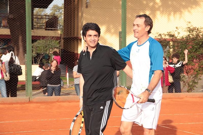 José Luis Clerc vs. John McEnroe