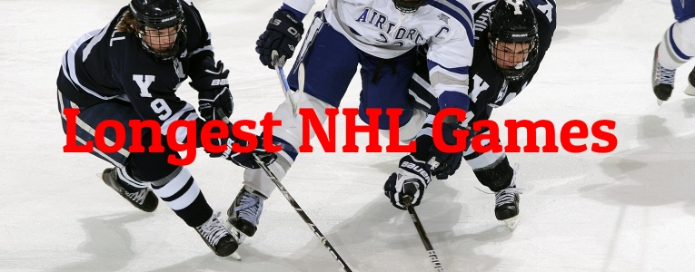 Longest NHL Games
