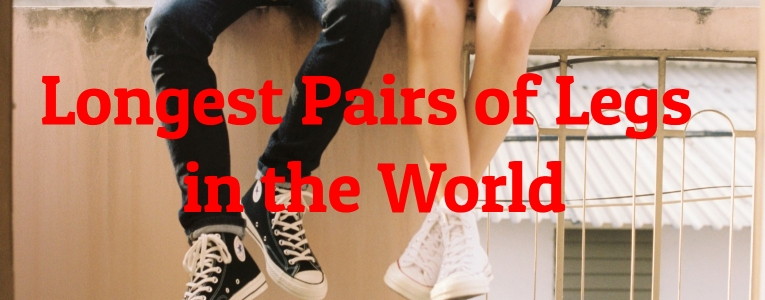 Longest Pairs of Legs in the World