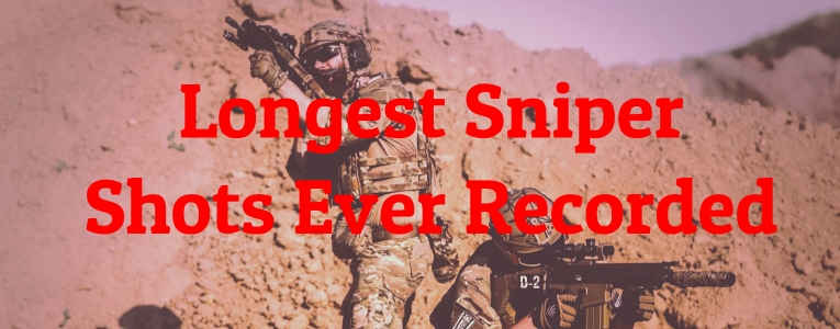 Longest Sniper Shots Ever Recorded